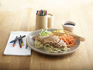 Wagamama_Kids Chicken Noodles